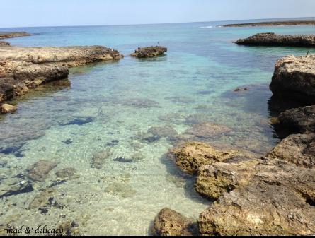 Sea - Ostuni- Puglia - Italy