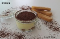 Traditional Italian tiramisù