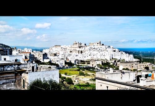 Ostuni - the white town