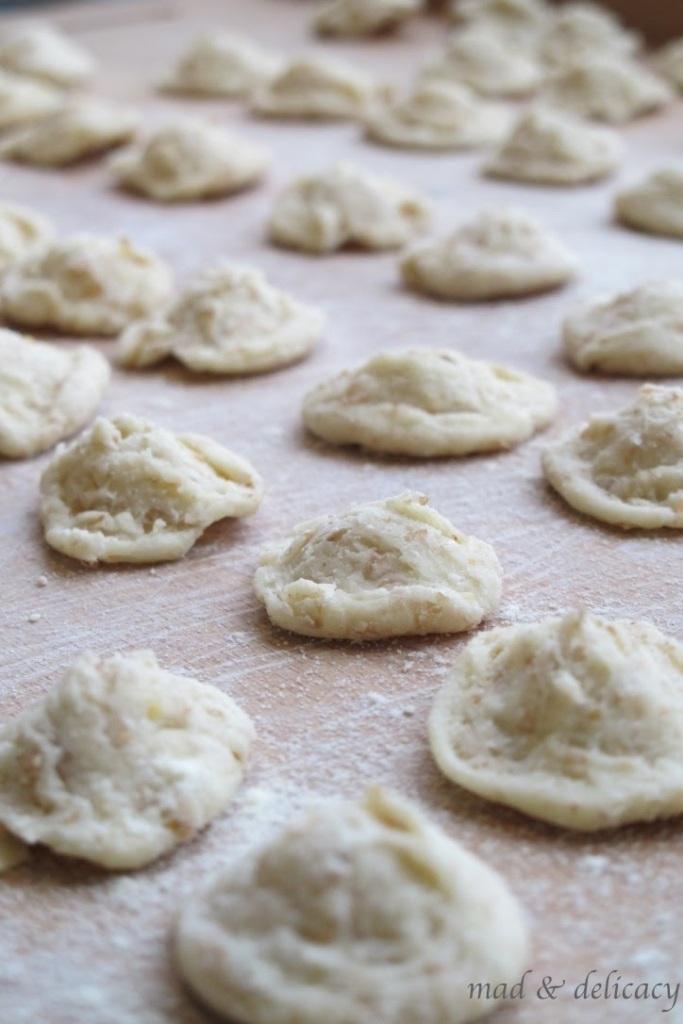 Handmade Orecchiette Pasta from Apulia
