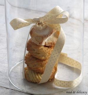 dolcetti di mandorle - almond biscuits