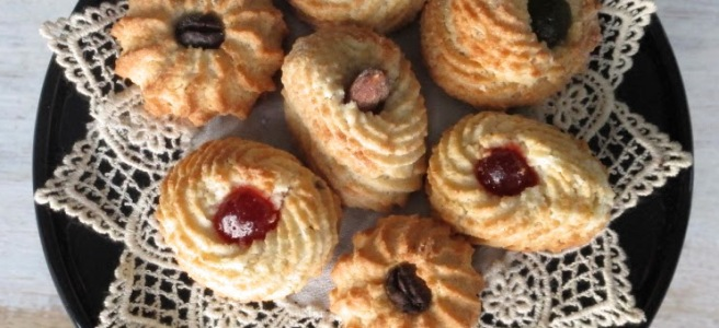 Almond Biscuits from Apulia