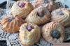 almond biscuts-biscotti di mandorle from Apulia