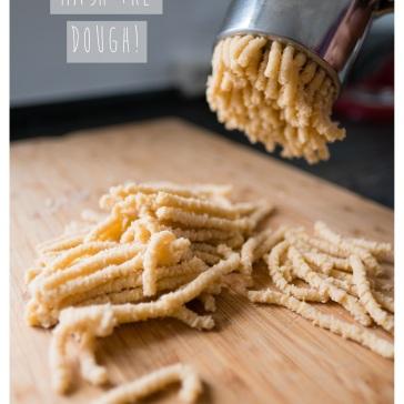 Passatelli in Broth from Emilia Romagna - Grab the recipe here Passatelli