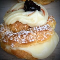 Saint Joseph's Zeppole - Delicious Pastry from Southern Italy