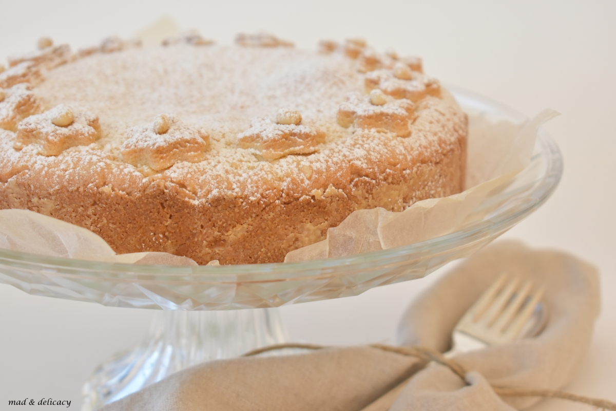 Grandma's tart - torta della nonna