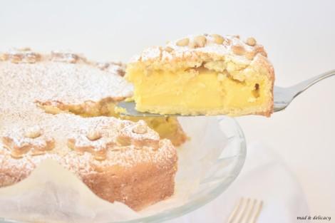 Grandma's tart – torta della nonna