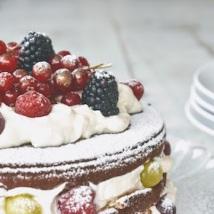 Pan di Spagna - Italian Sponge Cake