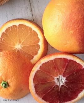 Sanguinello Orange