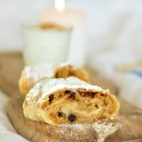 A Fragrant Slice of Apple Strudel