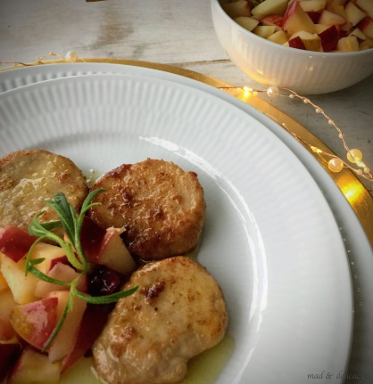 Pork Tenderloin with Apples 6
