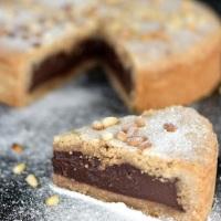 Grandpa's Tart - Torta del Nonno from Tuscany