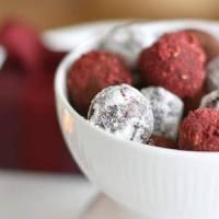 ❤️ St. Valentine's Chocolate Truffles ❤️