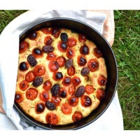 Focaccia from Bari- the Traditional Recipe