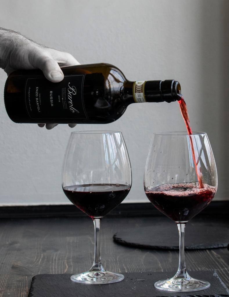 Barolo DOC Bussia Red Wine