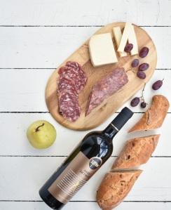 Masseria Supreno Nero di Troia IGT Red Wine- From South of Italy