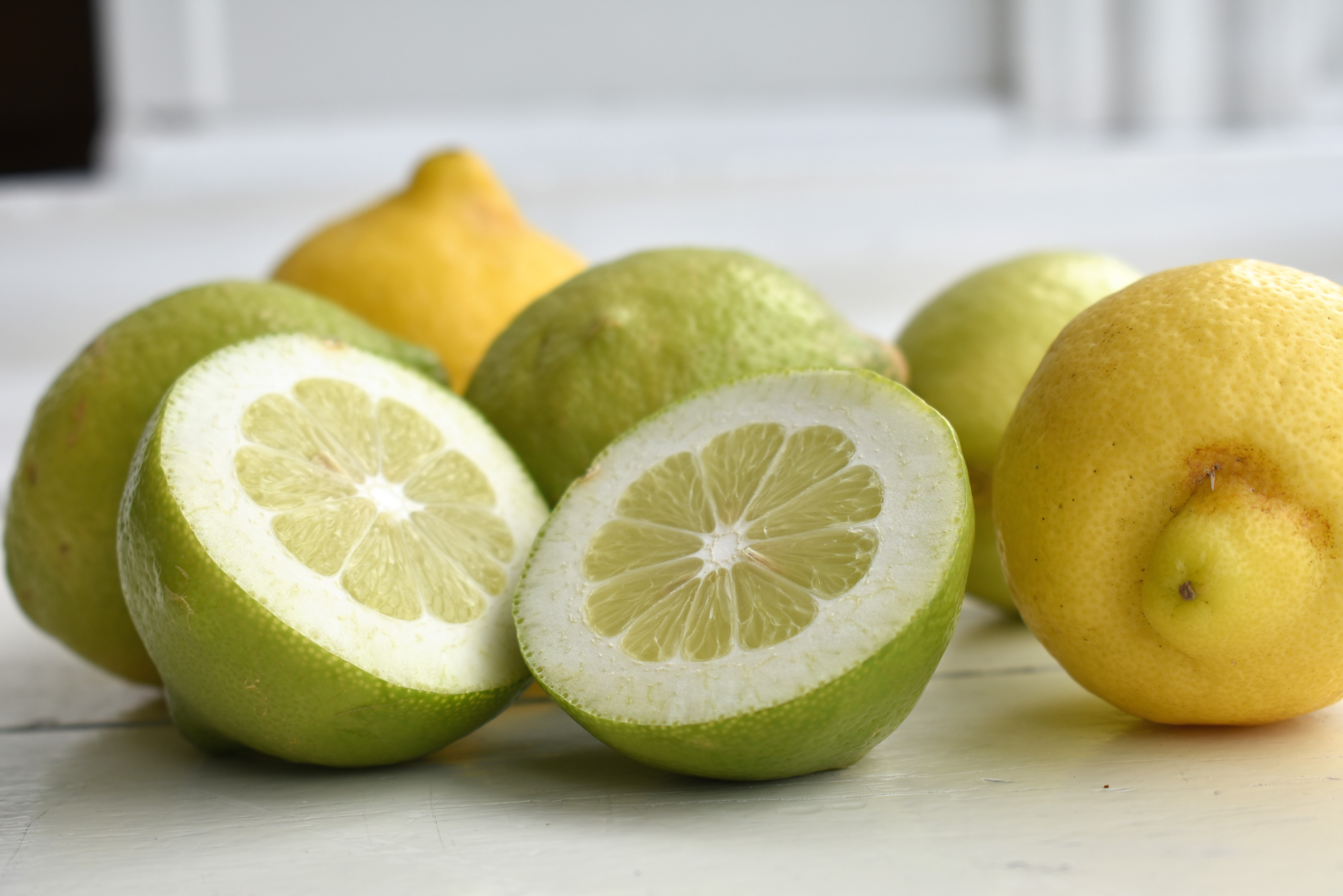 Flavoured Lemons from Scily